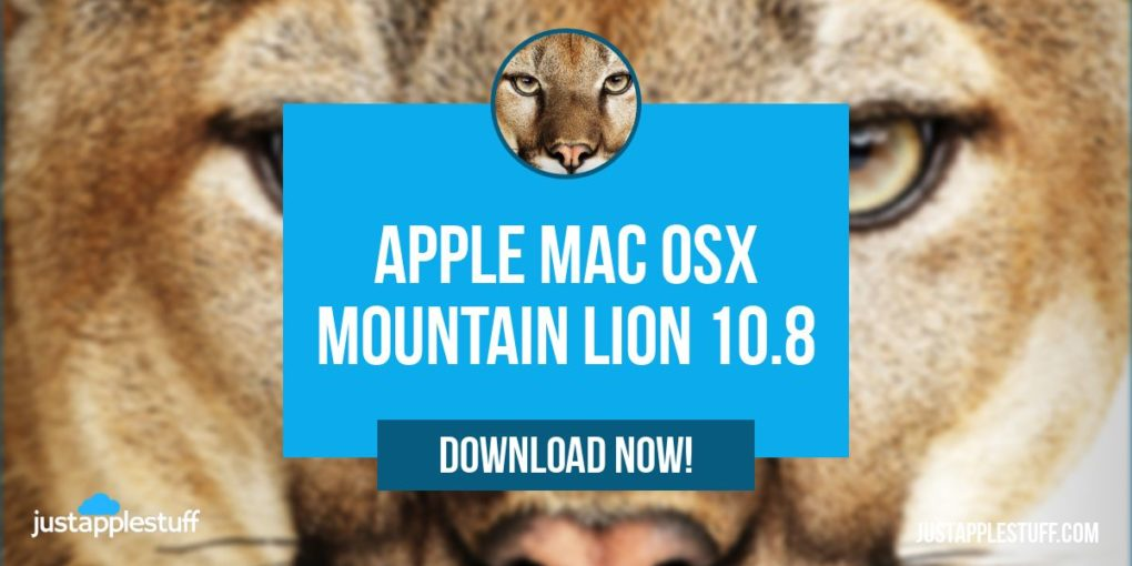 Mac OS X Mountain Lion Download