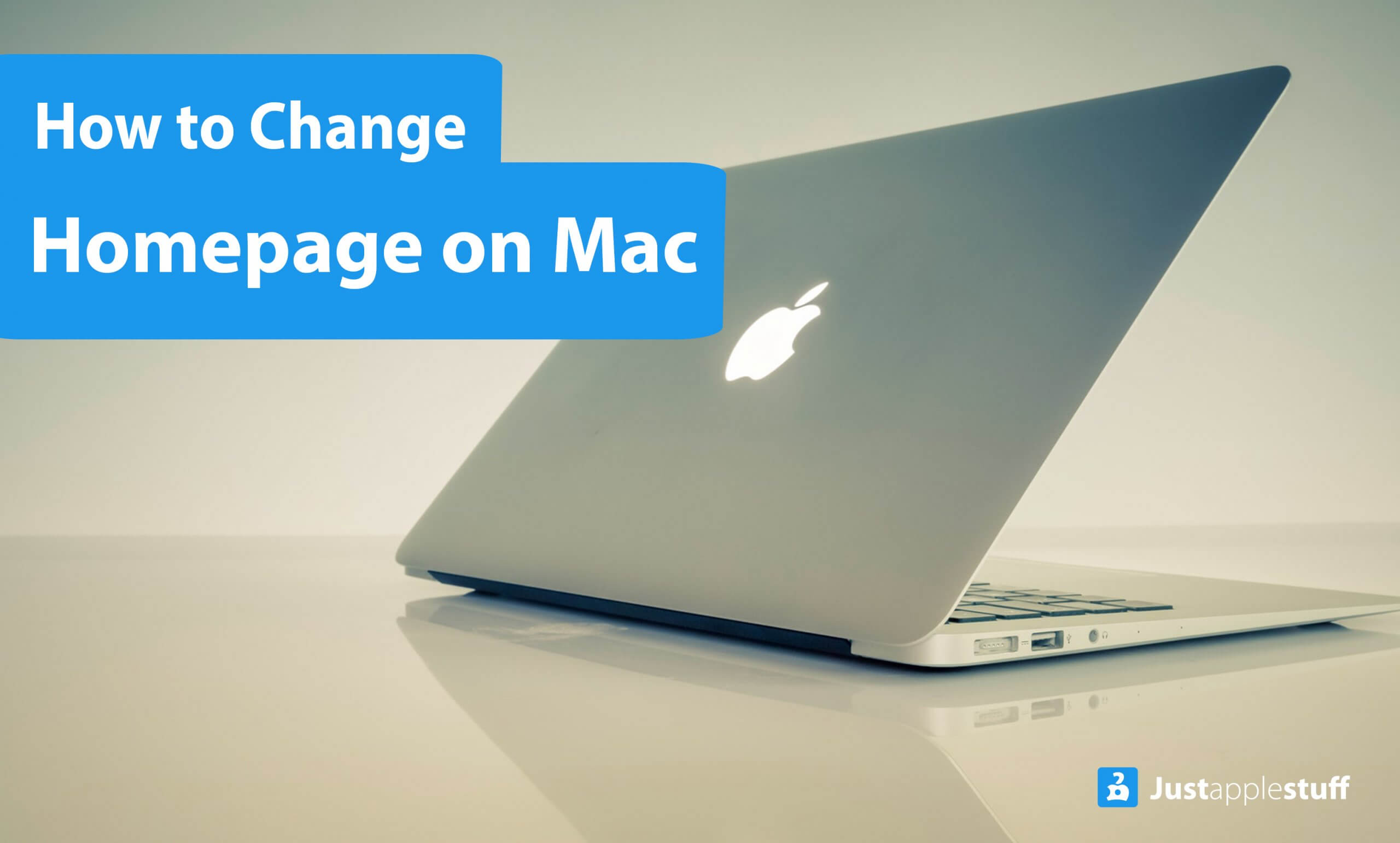 How to Change the Homepage on Mac