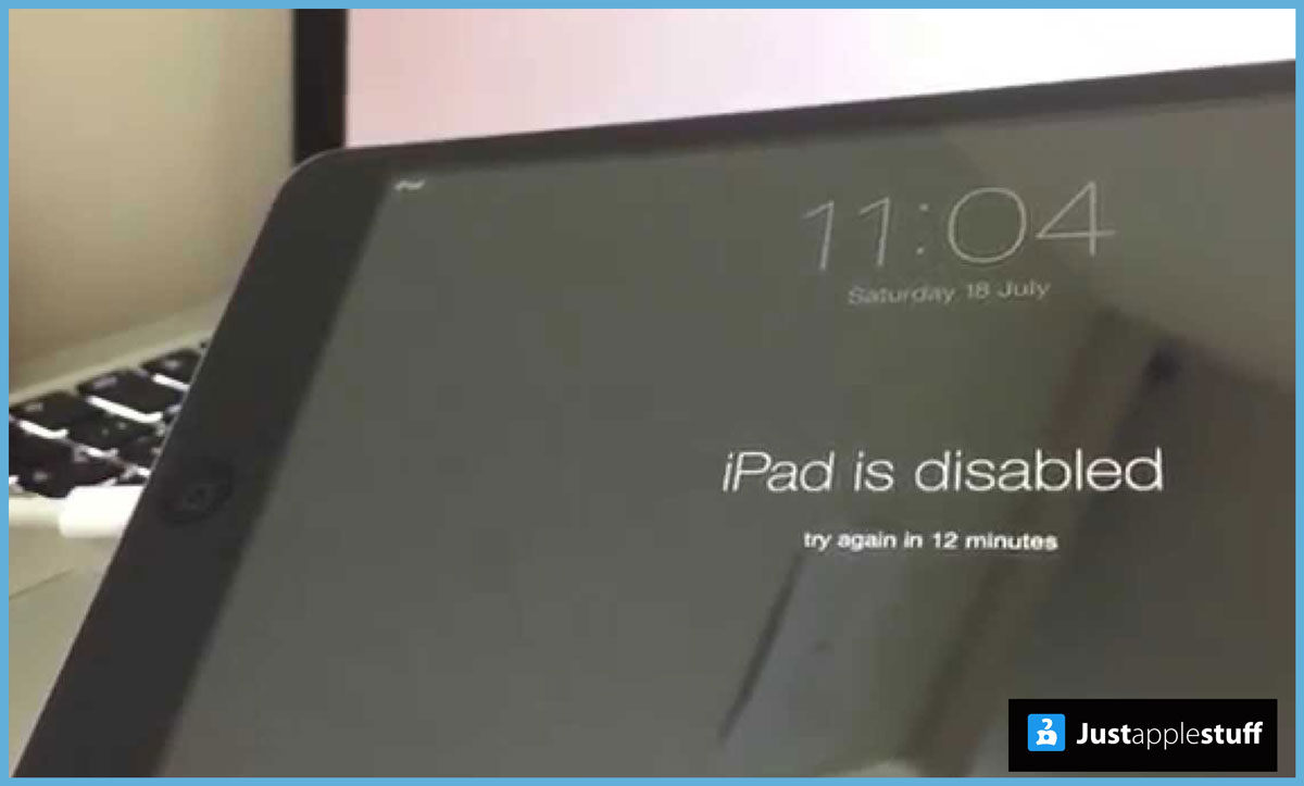 How to reset iPad mini
